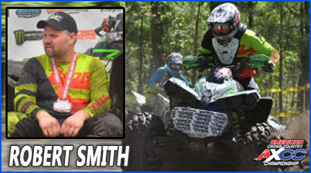 Robert Smith 4x4 Pro ATV Racer