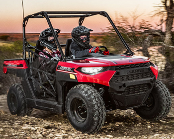 UTV SXS Off-Road Racing