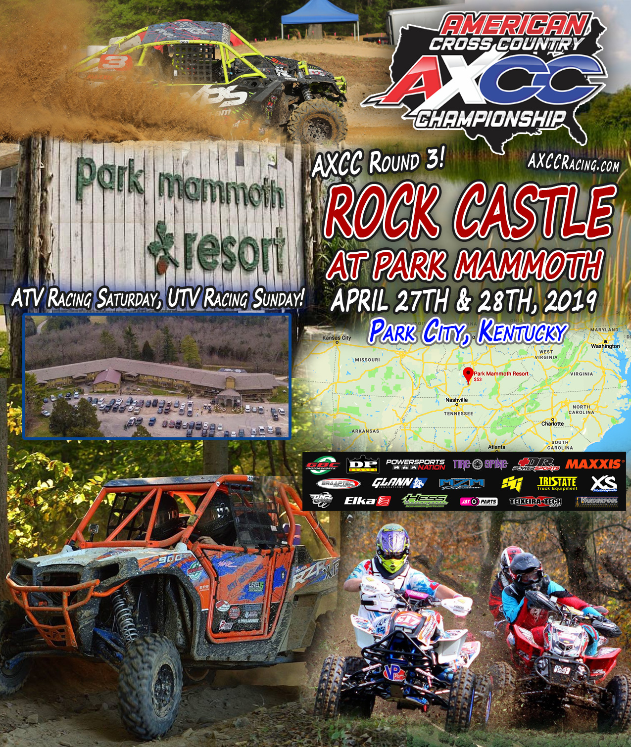 Rock Castle race AXCC round 3